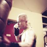 Jussi Koivula tietää, että nyrkkeilyura voi loppua yhtäkkiä.