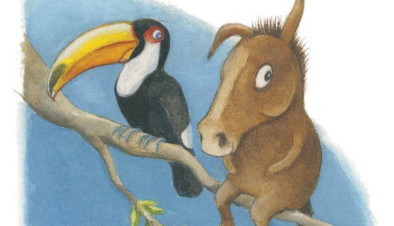Kotimaisessa lastenkirjassa on taikaa ja realismia