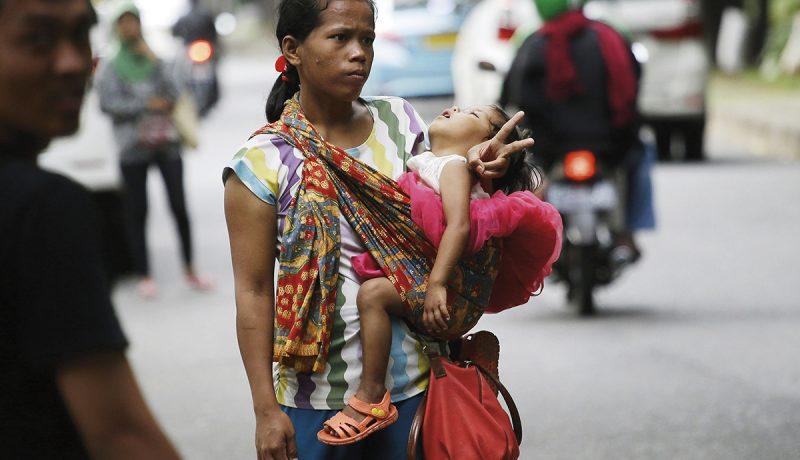 Indonesia: Aamuruuhkan aikaan