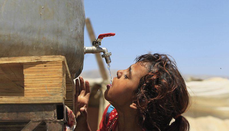 Libanon: Ei koulupakkoa pakolaisleirillä