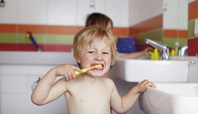 Miten suojata lapsen hampaat reikiintymiseltä?