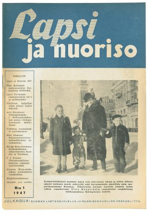 historia Lapsen Maailma 75