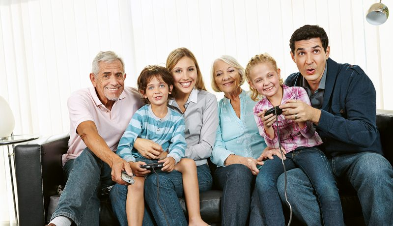 Digipuuhista tuli osa perhe-elämää