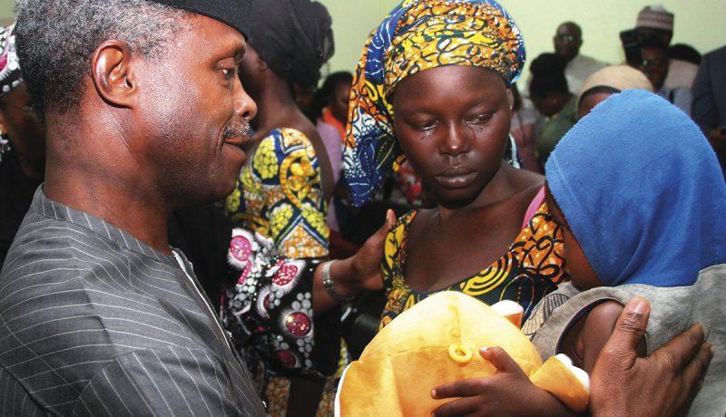 Nigeria: Häpeä sieppauksen jälkeen