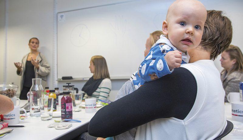 Mothers in Business yhdistää perheen ja uran