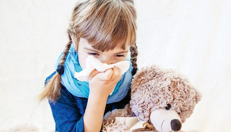 Lapsena sairastetut infektiot näkyvät tulotasossa vielä aikuisena