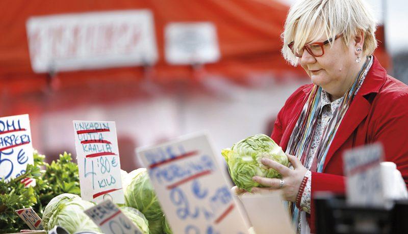 Johanna Mäkelä tutkii ruokakulttuuria