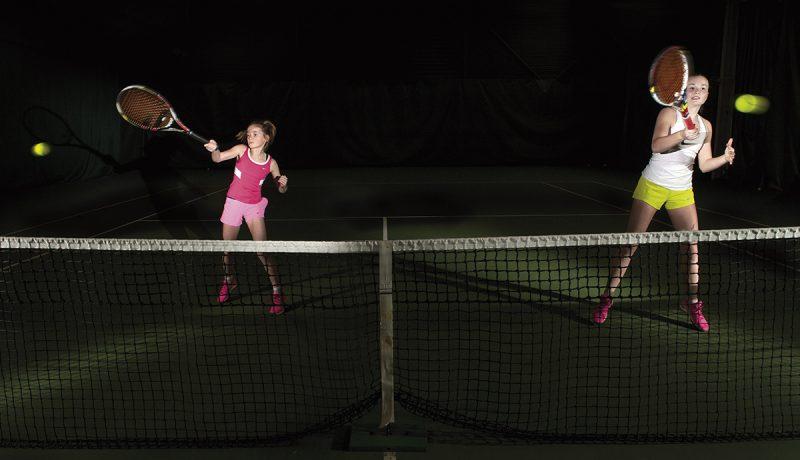 Kun elämä on yhtä tennistä
