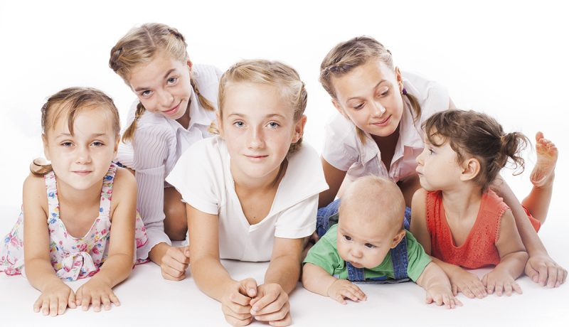 Mitä suurempi perhe sitä vähemmän syöpiä