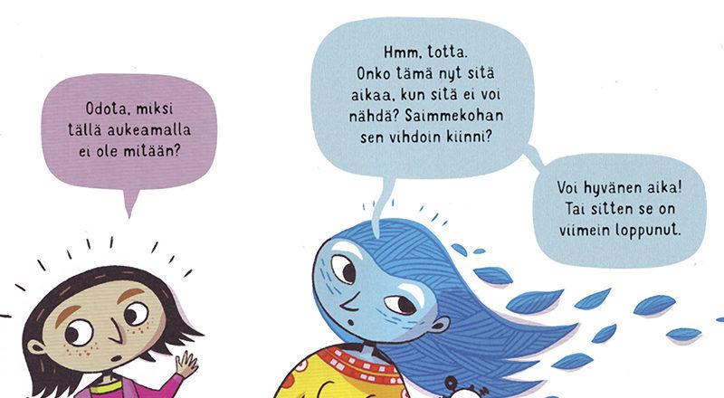 Kuukauden kirjat: Lastenkirjat innostavat osallistumaan