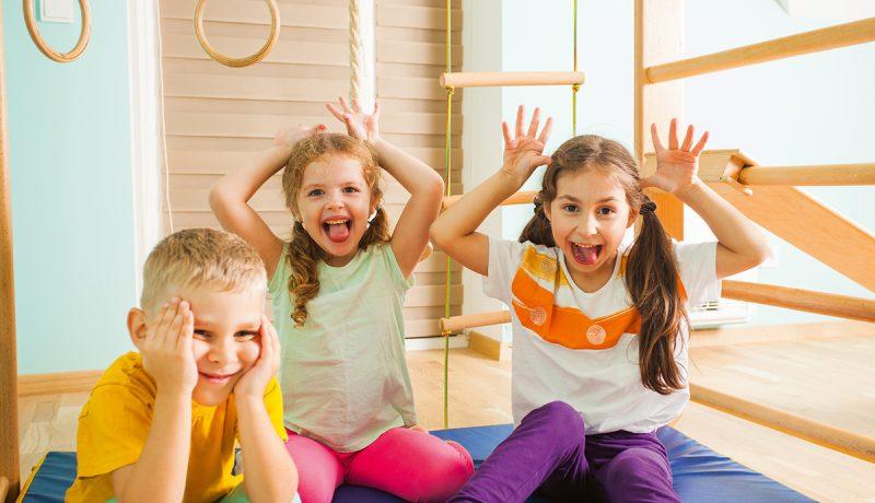 Lasten kuuluu olla huolettomia ja iloisia