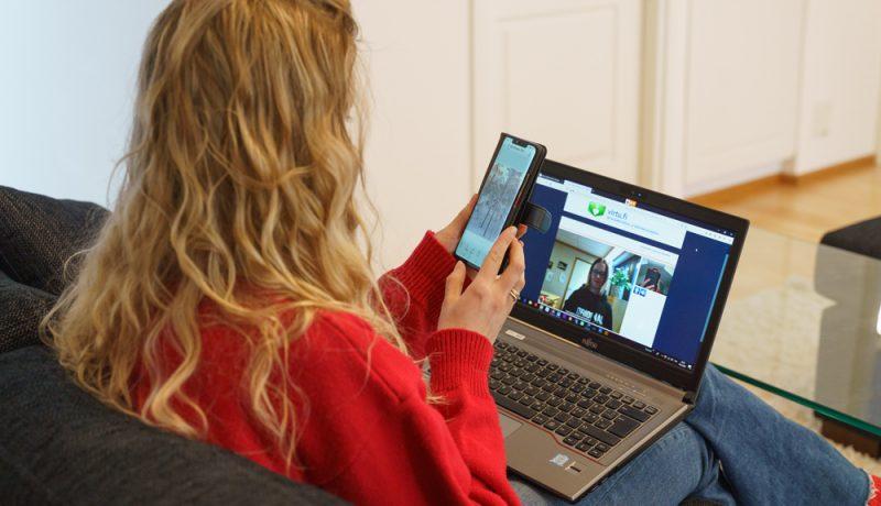 Videopuhelu puolustaa paikkaansa, mutta ei korvaa perinteistä perhetyötä