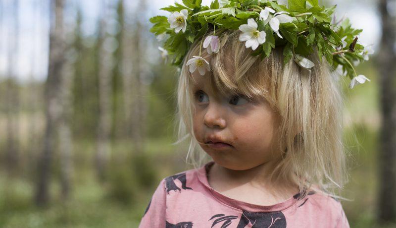 Kasvurauha lapselle