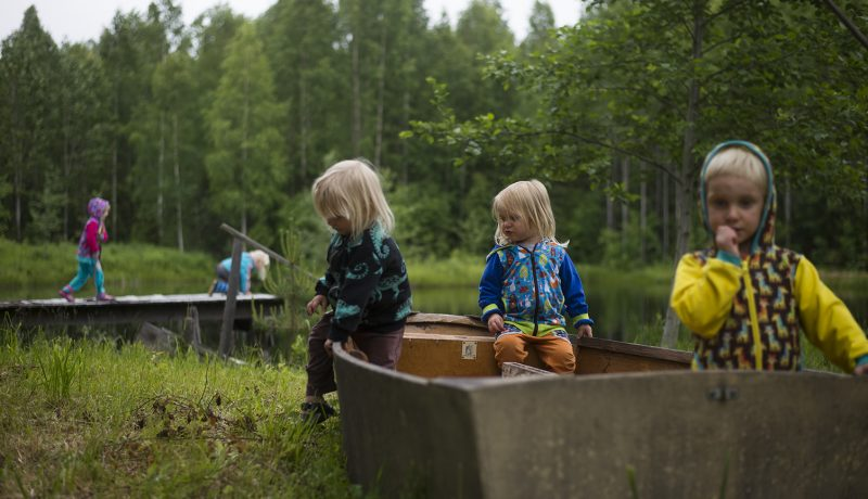 Aito, oikea lapsuuden utopia