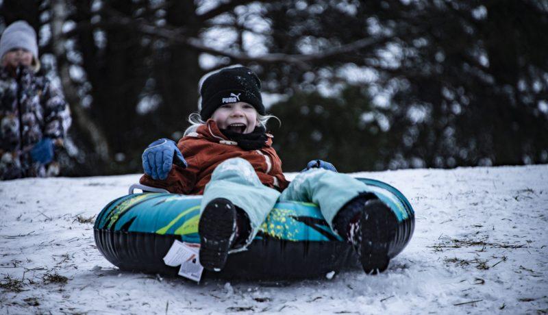Riemu Suomen talvesta