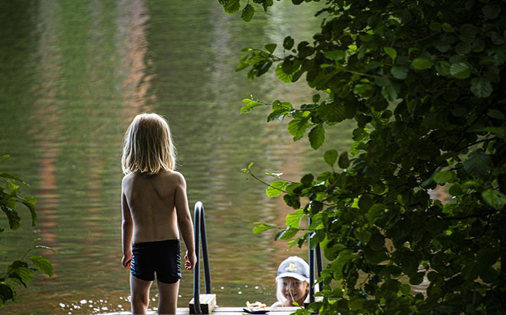 Onko sinun kesäsi turvallinen, myös lapselle?