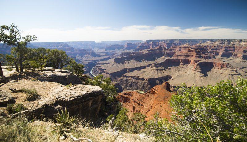 Suuren äärellä – Grand Canyon