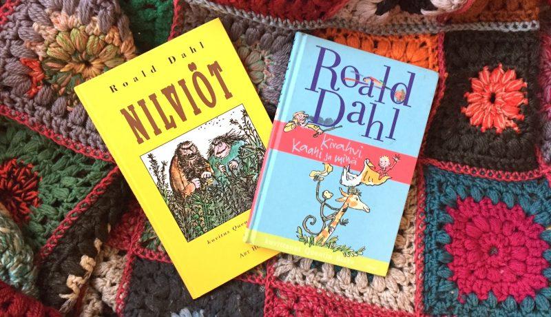 10 syytä rakastaa Roald Dahlin lastenkirjoja