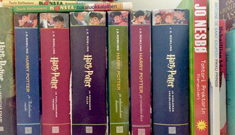 Harry Potter -muistoja