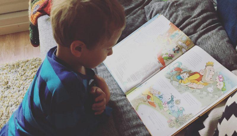 Kirjoja 6-vuotiaalle