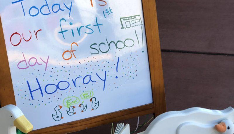 Rangaistuksena välituntikielto – ajatuksia Amerikkalaisen koulun käytöskasvatuksesta