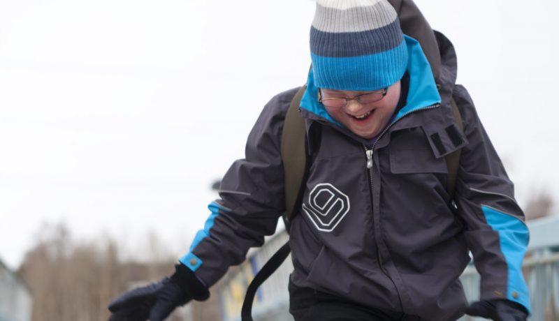 Joona Korpinen oli jo keväällä 2010 varsinainen ennakkoluulojen romuttaja, sillä vanhemmat eivät halunneet laittaa häntä erityiskouluun