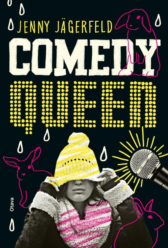 Comedy Queen -kirja
