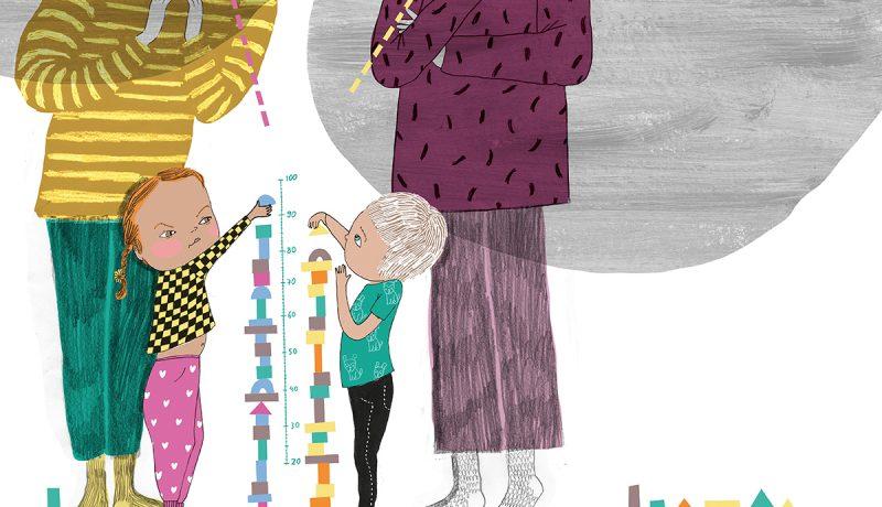 Vertaatko lapsiasi muihin? 9 asiantuntijavinkkiä pulmatilanteisiin