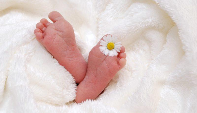Vauvan kyky elää hetkessä