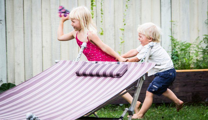 Sisarusväkivalta ei ole lasten leikkiä