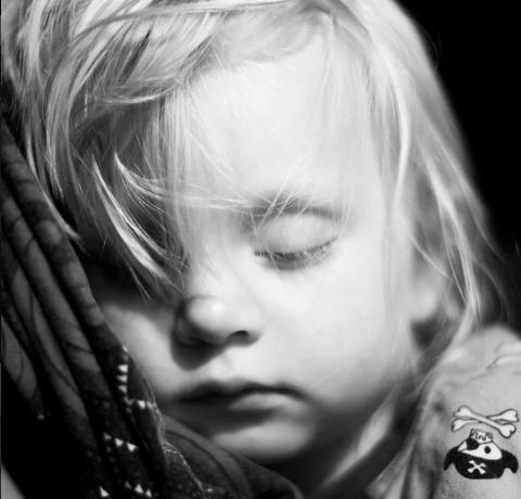 Nuku vauva, nuku… tai sitten et