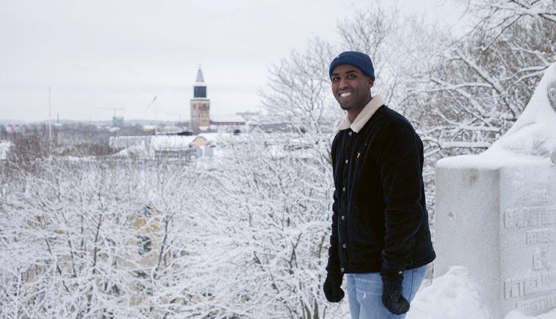 Yusuf Mohamed koki, ettei hänellä ollut merkitystä – kunnes elämä vihdoin muuttui