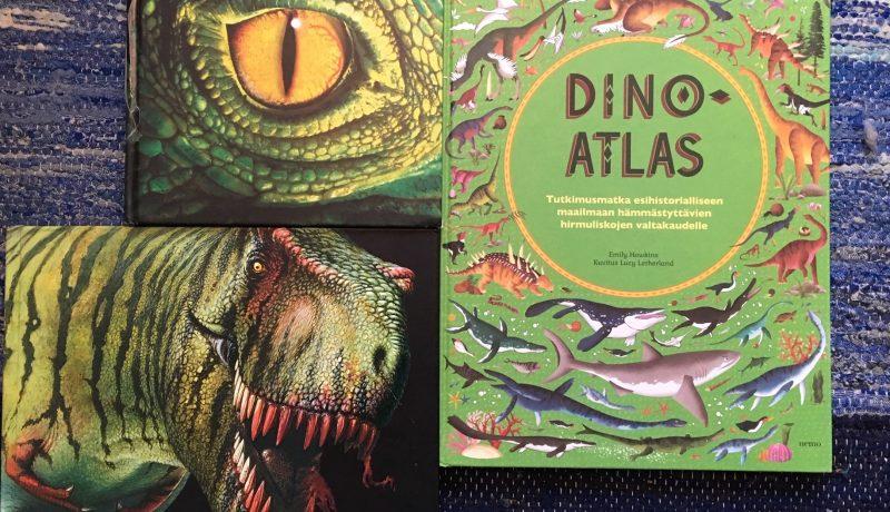 Kirjoja dinosauruksista