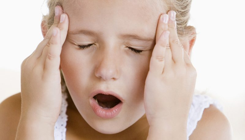Liikkumattomuus lisää lapsen kipuja