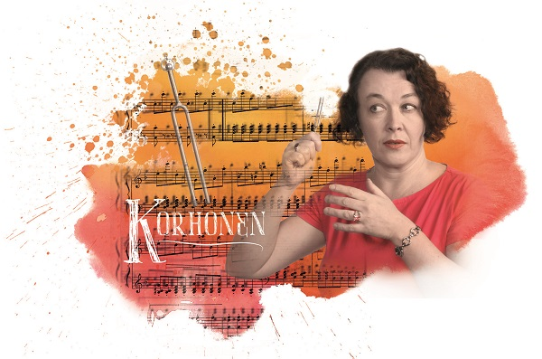 Johanna Korhonen: Outo ja surkea sukupuolten sota