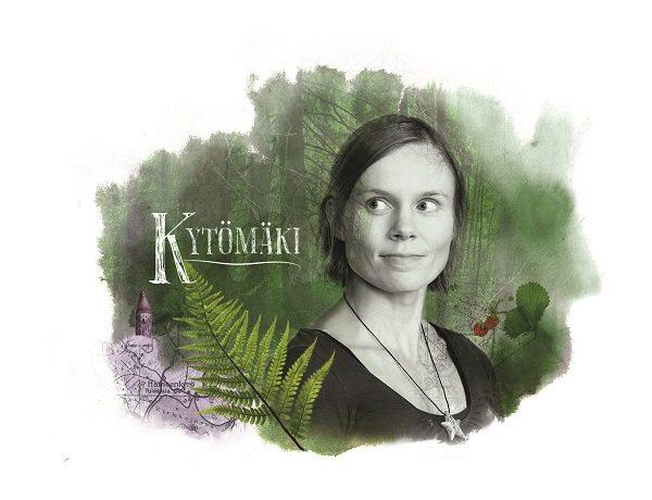 Anni Kytömäki: Omaa aikaa ilman oppisuuntia