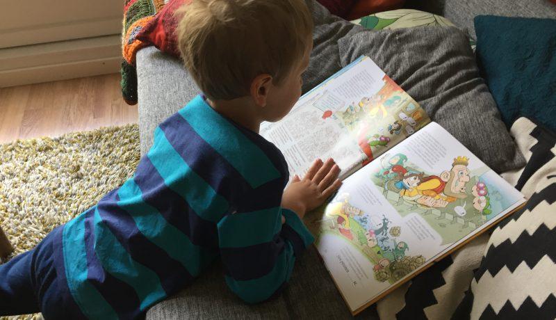 Mitä Kouluterveyskysely kertoo lasten ja nuorten lukutaidosta?