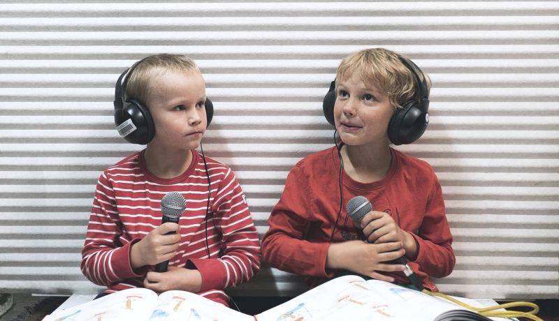 Kirjanmerkki-podcast: Urheilu