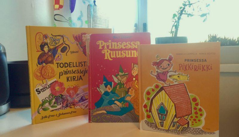 Kirjoja prinsessoille