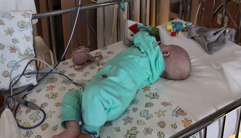 Puolen sydämen lapsi Osa 5 Sairaalassa taas