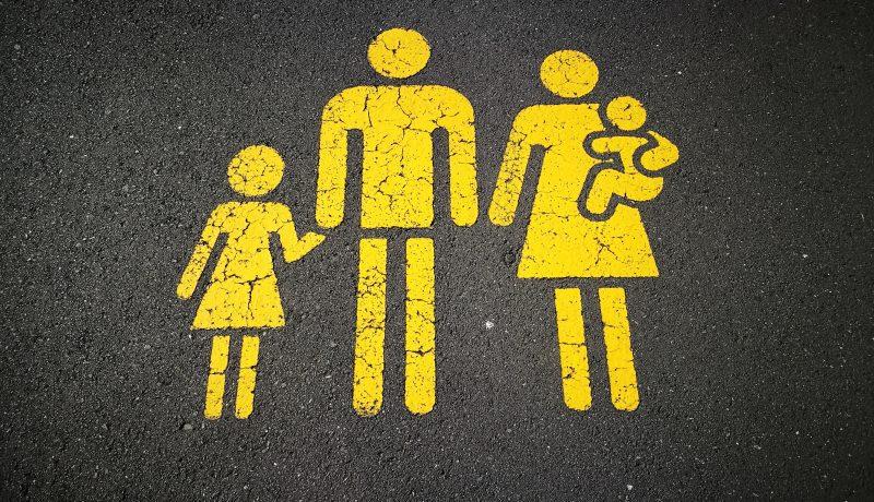 Lapsiperhe haastaa hyvinvointivaltion