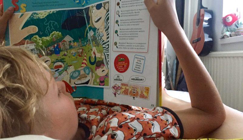 10 syytä rakastaa Tatu ja Patu -kirjoja