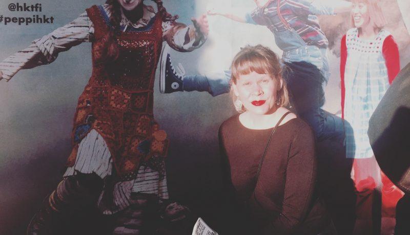 Lasten kanssa teatterissa