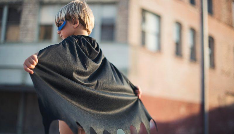 Löydä perheesi supervoimat! Lasten on helpompi mieltää supervoimia kuin vahvuuksia