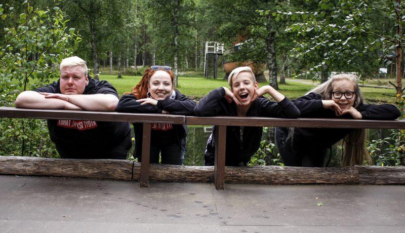 Tuure Boeliuksen esiintyminen Suomen suven avauksessa tukee lapsuutta