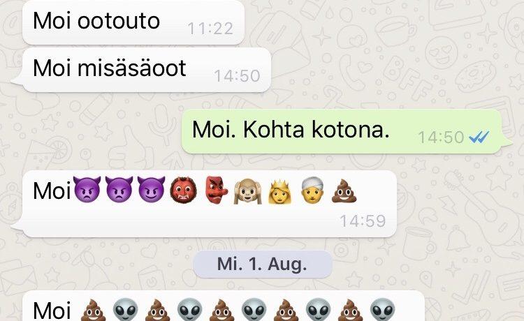 WhatsApp-isä